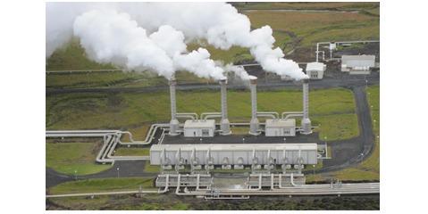 نیروگاه زمین گرمایی