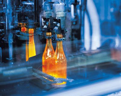 صنعت شیشه سازی