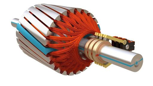 موتور القایی (آسنکرون)